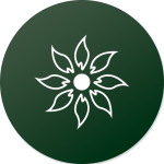 Proflora flower logo